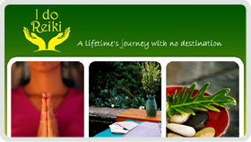 Website Design - I Do Reiki