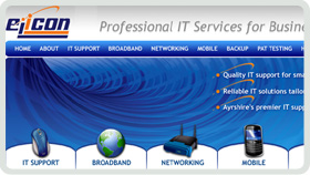 Website Design - Eiicon IT Services