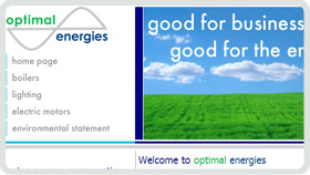 Website Design - Optimal Energies