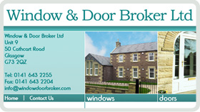 Website Design - Window and Door Broker