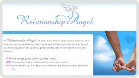 Website Design - Relationship Angel