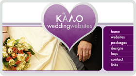 Website Design - Kano Wedding Websites